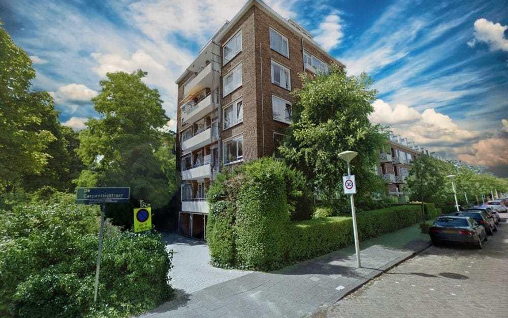 De Carpentierstraat 135B, Den Haag