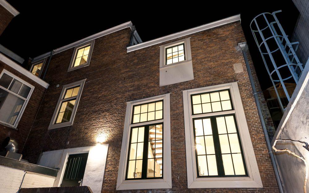 Oog in 't Zeilstraat, Den Haag
