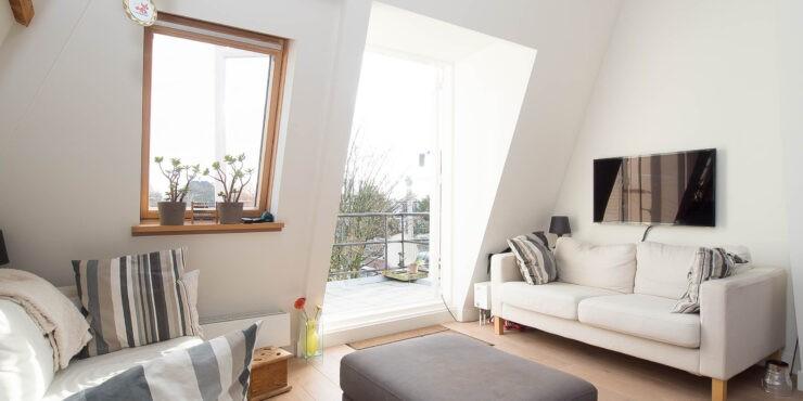 Penthouse te huur in RIjswijk oud centrum