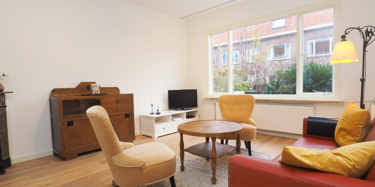 Groundfloor 2 bedroom apartment for rent in Voorburg